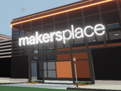 MakersPlace VR Gallery